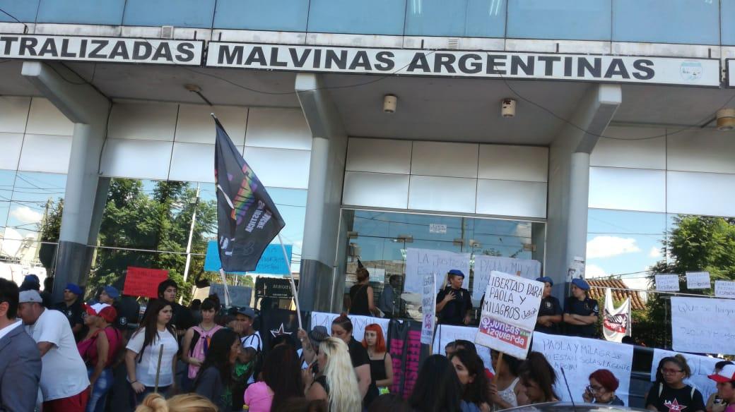 La fiscal Bazzani le negó libertad a Paola y su hija