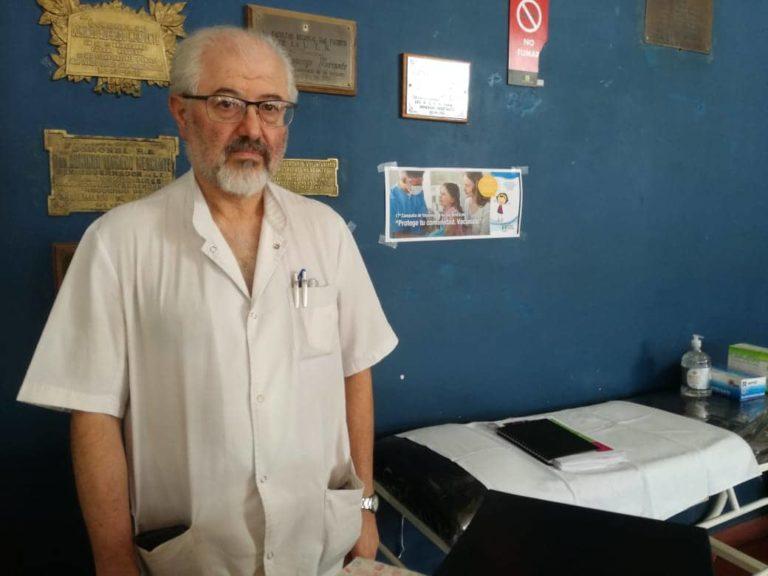 A pesar de los faltantes, el Hospital de José C. Paz organizó la semana de vacunación