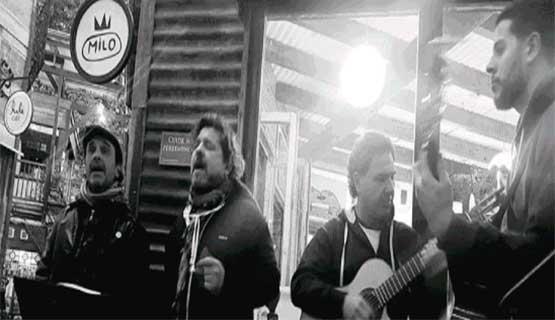 CUMI-UNGS: Diego Batyi & El Puente/ Subí que te llevo