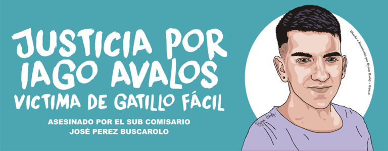|PODCAST| Iago Avalos, otra víctima del gatillo fácil