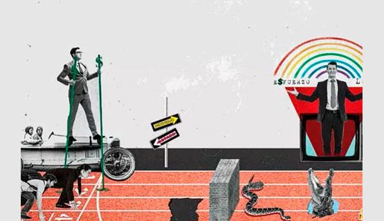 Los juegos de la meritocracia | Diego Szlechter en Caras y Caretas