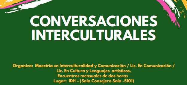 Ciclo de conversaciones interculturales