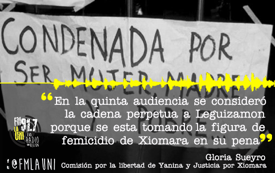 Justicia por Yanina Farias