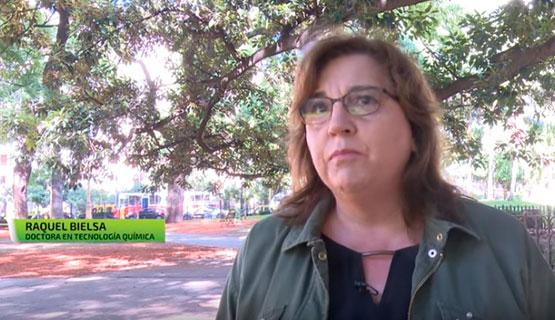 Impacto ambiental de la industria textil | Raquel Bielsa en la TV Pública