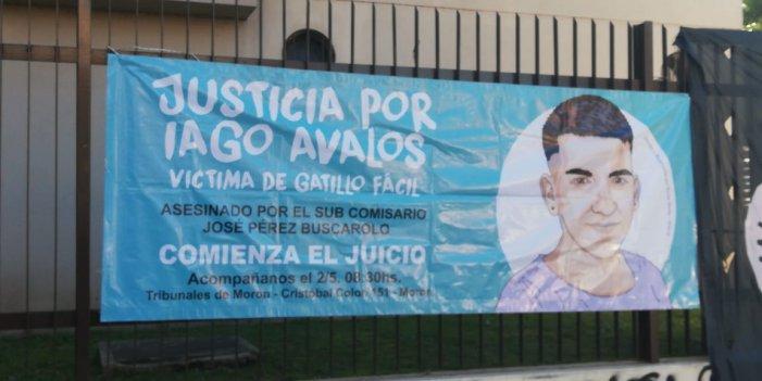 Iago Ávalos: alegatos y sentencia final