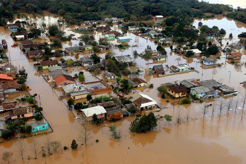 Seminario sobre inundaciones en la Región Metropolitana de Buenos Aires