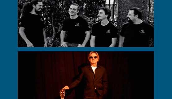 CUMI UNGS: Concierto de Sergio Pessina y Tango Jazz