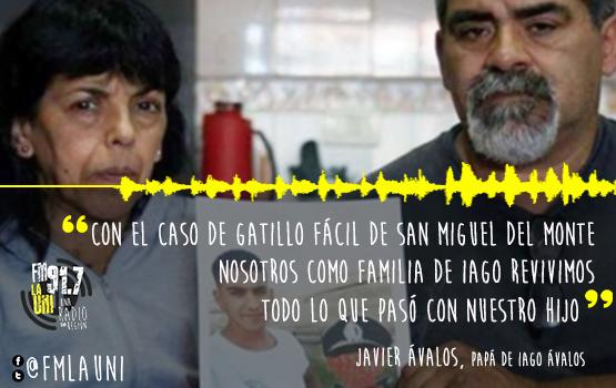 Terminan las declaraciones testimoniales en el caso Iago Ávalos