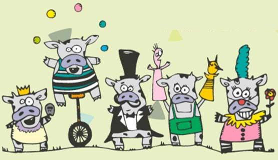 Convocatoria de espectáculos para la Fiesta de las vacas