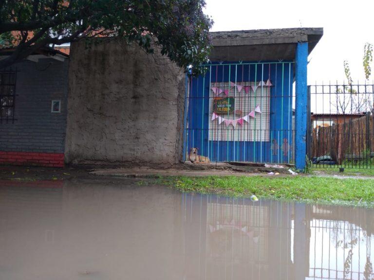 El temporal afecta a los barrios de la región