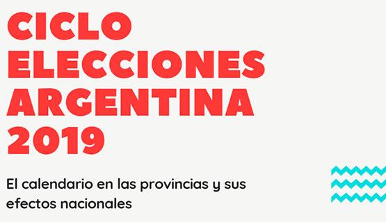 Elecciones Argentina 2019: El calendario en las provincias y sus efectos nacionales