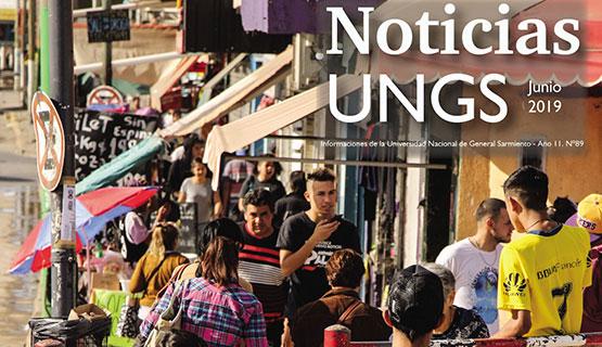 Salió la nueva edición de Noticias UNGS