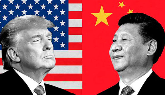 Guerra comercial China-USA: