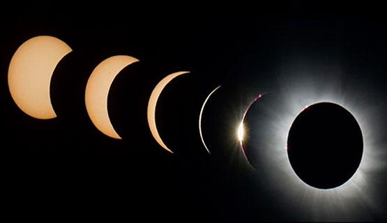 Mirá el eclipse de Sol con la UNGS
