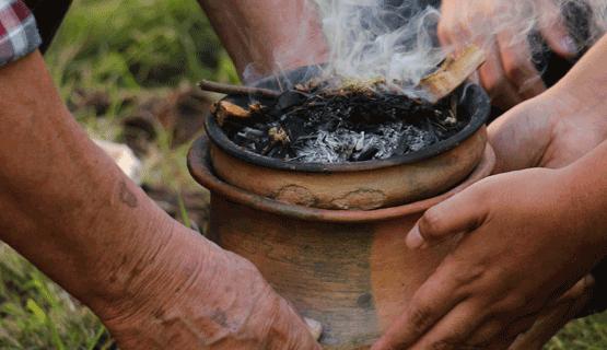 Celebración al Inti Raymi, Año Nuevo Andino