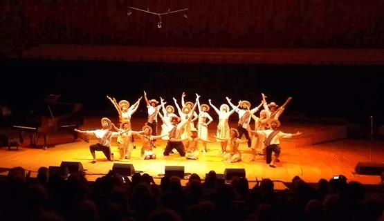 Muestra coreográfica del Elenco de Danzas UNGS