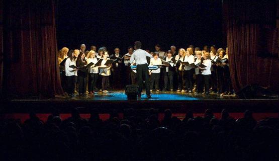 Presentación del Coro Polifónico UNGS