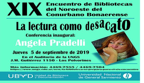 XIX Encuentro: ya se encuentra abierta la inscripción en línea