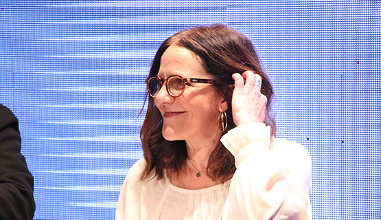 Gabriela Diker en Radio Caput |