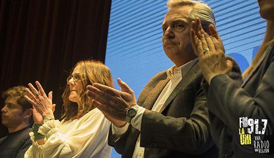 Encuentro abierto de educación en la UNGS