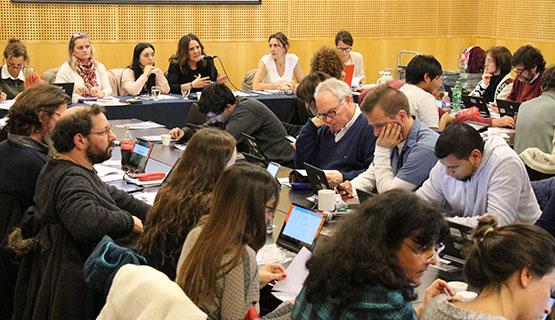 Reunión ordinaria del Consejo Superior de la UNGS