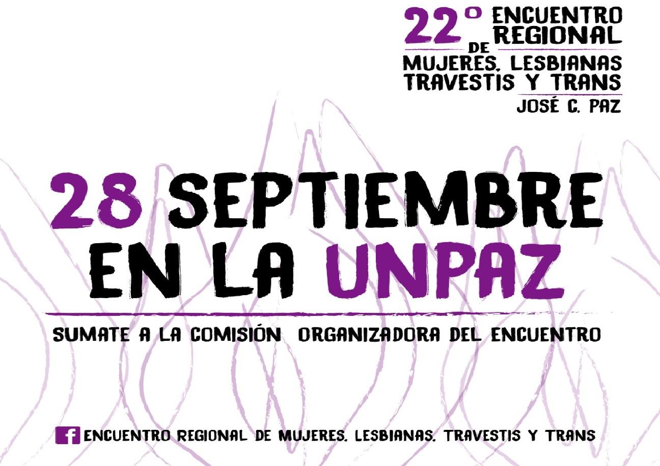 Encuentro Regional 2019 en la UNPAZ