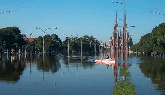 """Mateada Científica: """"¿Se pueden predecir las inundaciones?"""""""
