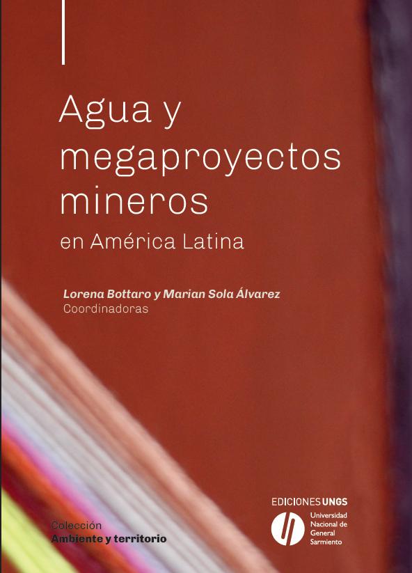 Agua y megaproyectos mineros