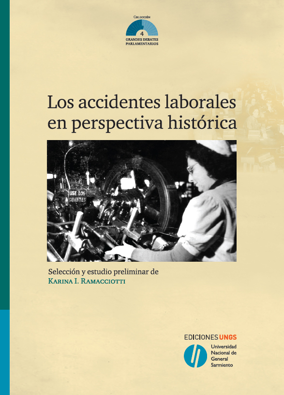 Los accidentes laborales en perspectiva histórica