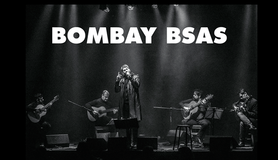 """Concierto de """"Bombay BS AS"""""""