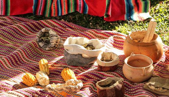 Corpachada o Celebración a la Pachamama