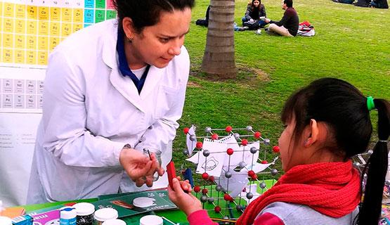 Comenzó la XVII Semana Nacional de la Ciencia y la Tecnología en la UNGS