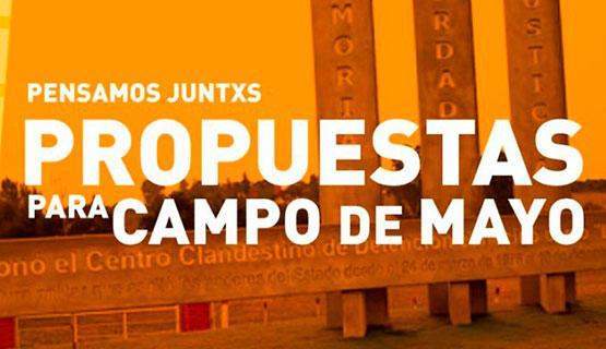 Taller para reflexionar y construir propuestas en torno a Campo de Mayo