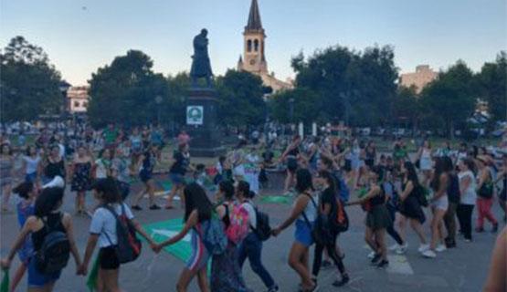 San Miguel declaró el 8A como el Día de la Acción por las Dos Vidas