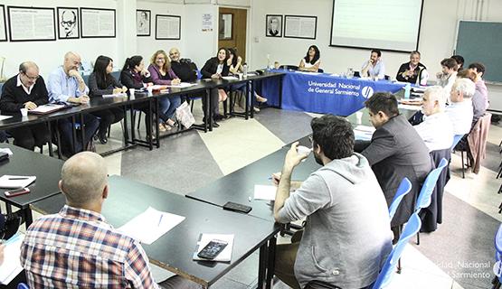 """Jornada de Trabajo """"Reflexiones sobre el funcionamiento del Presupuesto Participativo en Argentina: balances y perspectivas"""""""