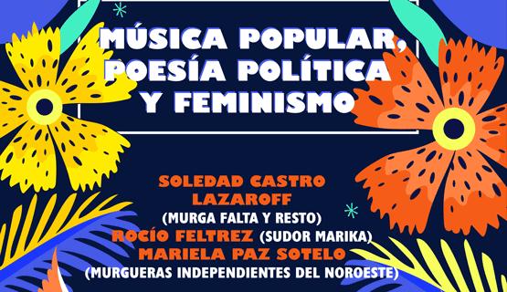 Música popular, poesía política y feminismo