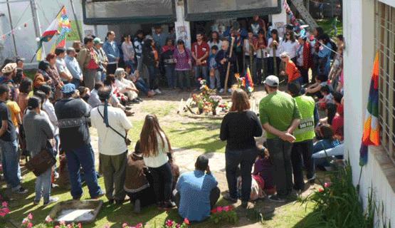 Jornada de Lengua y Celebración del Ara Pyahu, Año Nuevo Guaraní