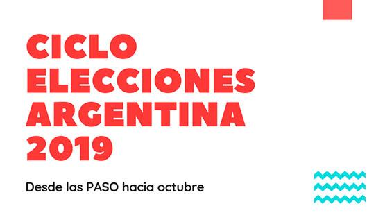 Nuevo encuentro del Ciclo Elecciones Argentina 2019:
