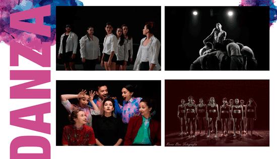 Presentación de obras en el Ciclo de Danza Contemporánea