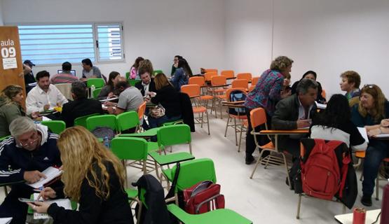 La UNGS en el territorio. Comenzó la Diplomatura en Organizaciones Sociales en la Universidad Popular de Zárate