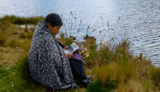 """Proyección del documental """"Hija de la Laguna"""""""