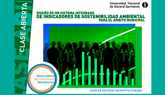 Clase abierta: Diseño de un sistema integrado de indicadores de sostenibilidad ambiental para el ámbito municipal