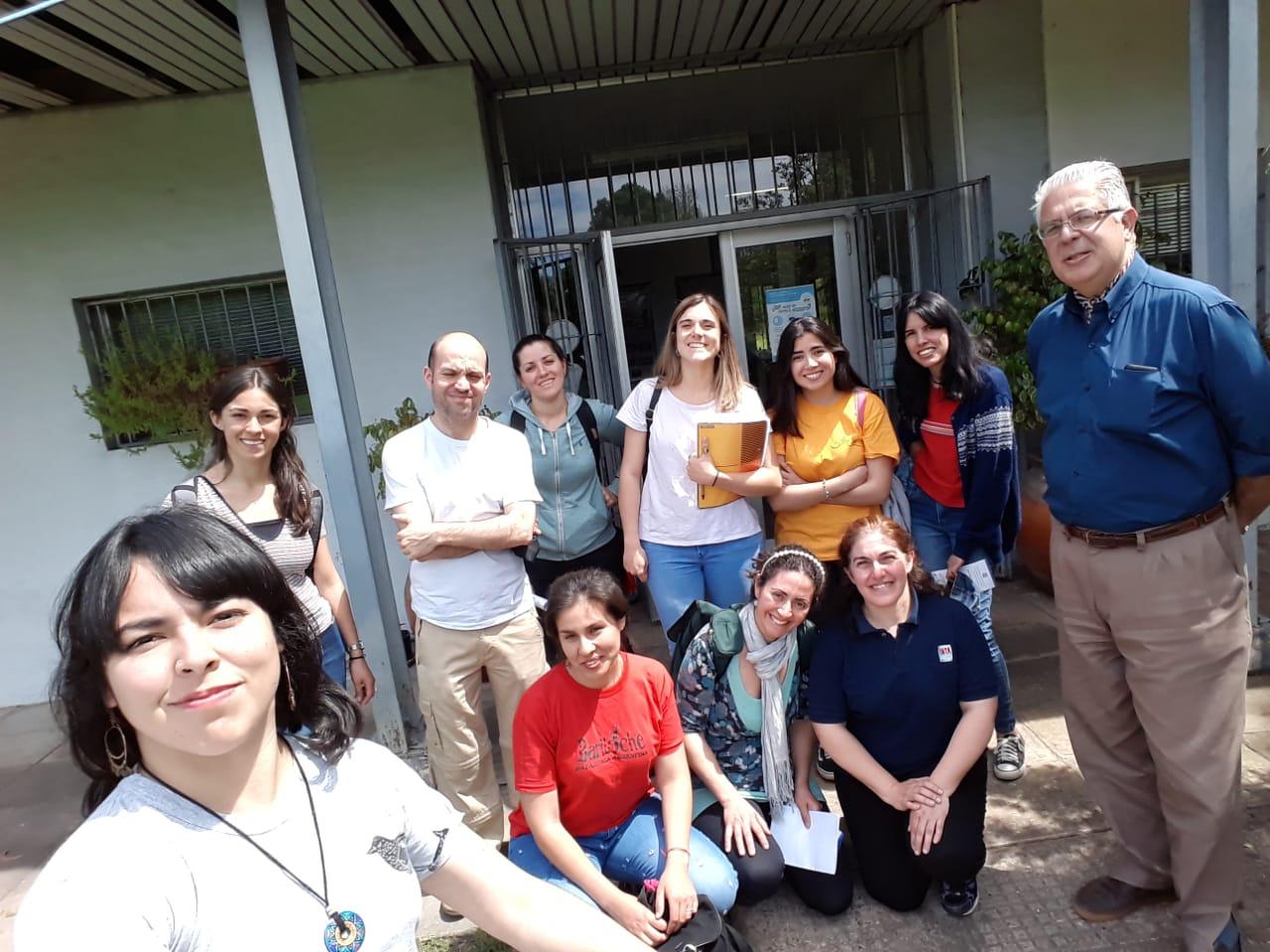 Ecología visita la agencia experimental del INTA Castelar