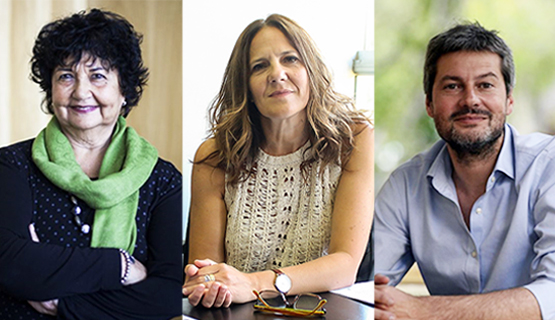 Diker, Barrancos y Lammens, participarán del relanzamiento de la colección Grandes Debates Parlamentarios