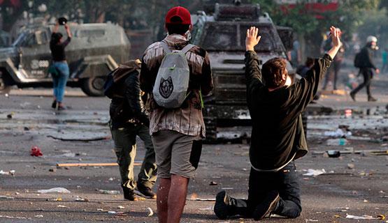 La UNGS condena las violaciones a los derechos humanos en Chile