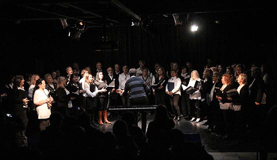 Semana celebración por el 20° aniversario del Coro Polifónico UNGS