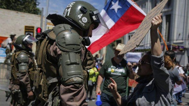 Crisis y represión en Chile | Ernesto Boholavsky: