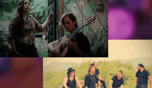 CUMI UNGS: Montojo y La Suma | Dúo Felicitas Lecot y Virginia Morillas