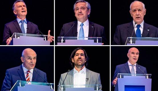 El debate presidencial, el tema de un nuevo documento de coyuntura