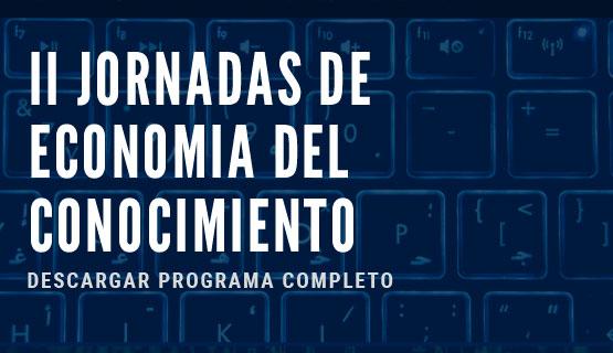 II Jornadas de Economía del Conocimiento en la UNGS